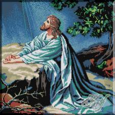 080.Isus in gradina Getsmani