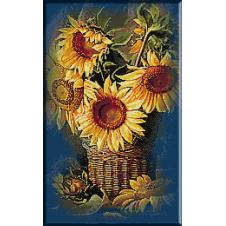 2120.Cristina - Un cos cu floarea soarelui